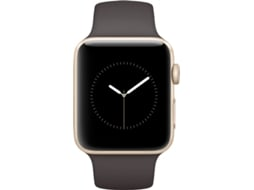 Apple Watch APPLE Series 2 42 mm Dourado, Castanho — Bluetooth 4.0 e Wi-fi | 273 mAh | iOS