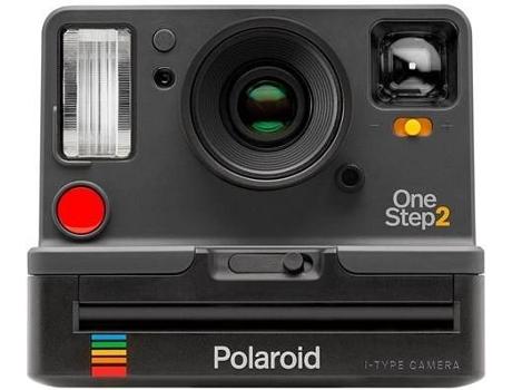 7cb87461a681c Máquina Fotográfica Instantânea POLAROID OneStep 2 Viewfinder (Cinza -  lithium-ion - 7.9 x 7.9cm)