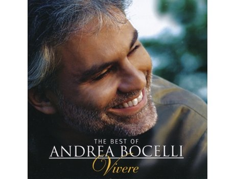 CD Andrea Boccelli -  Vivere Greatest Hits — Pop-Rock