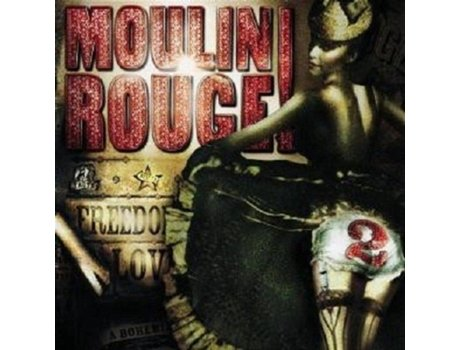 CD Vários Moulin Rouge (OST) Vol. 2 — Banda Sonora