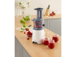 Slow Juicer KENWOOD Pure Juicer JMP600WH Worten.pt