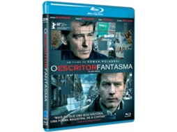 Blu-Ray O Escritor Fantasma (2010) — De: Roman Polanski | Com: Ewan McGregor,Pierce Brosnan,Olivia Williams,James Belushi,Kim Cattrall
