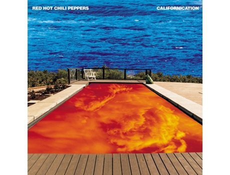 Vinil Red Hot Chili Peppers - Californication — Pop-Rock