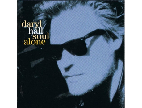 CD Daryl Hall - Soul Alone
