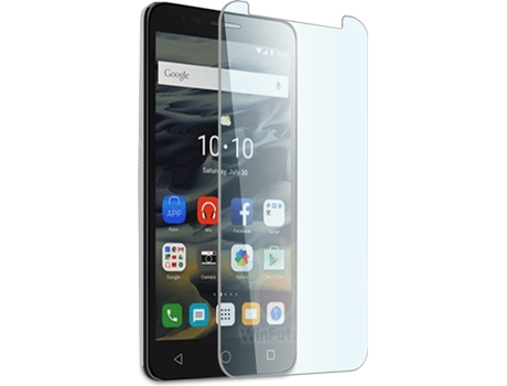 Película Vidro Temperado MUVIT Glass Alcatel Pop 4 Plus — Compatibilidade: Alcatel Pop 4 Plus
