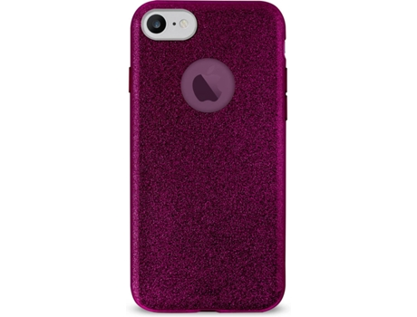 Capa PURO Shine Pocket iPhone 6, 6s, 7, 8 Rosa — Compatibilidade: iPhone 6, 6s, 7, 8