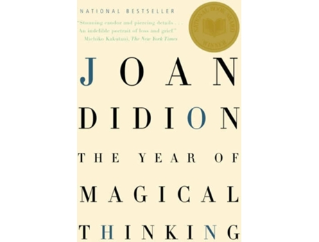 Marca do fabricante - Livro The Year Of Magical Thinking de Joan Didion