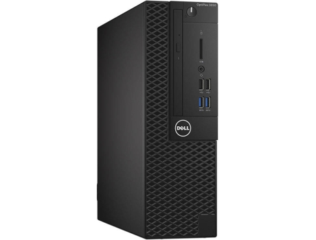Desktop DELL Optiplex 3050SFF — Intel Core i5 | 4 GB | 500 GB | Intel HD 630