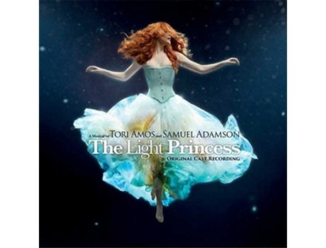 CD Tori Amos - The Light Princess — Pop-Rock
