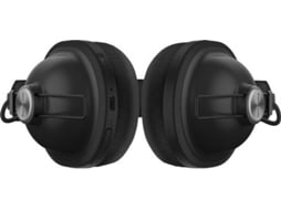 Auscultadores Bluetooth PANASONIC Retro RP-HTX80BE-K em Preto — Bluetooth / 32 ohm