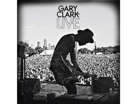 CD Gary Clark Jr - Live — Pop-Rock