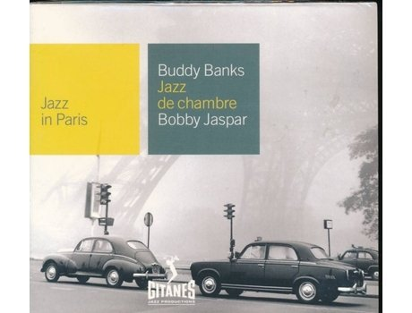 CD Banks Buddy - Jazz De Chambre 1954-1956 — Jazz