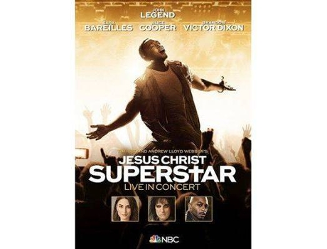 DVD Cast of Jesus Christ Superstar - Jesus Christ Superstar Live in Concert — Clássica