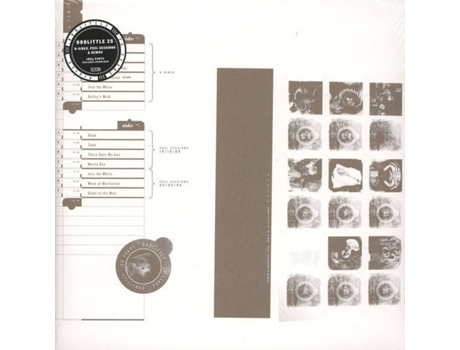 LP2 PIXIES: DOOLITTLE 25: B-SIDES PEEL SESSIONS & DEMOS