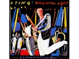 CD Sting - Bring On The Night — Pop-Rock