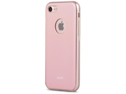 Capa MOSHI iGlaze iPhone 7 Blush Pink — Capa / iPhone 7