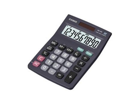 Calculadora CASIO Ms 10S 10 Dígitos   [4414167 ]