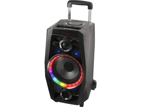 Sistema Audio NGS Wild Disco — 80W | Bluetooth | USB