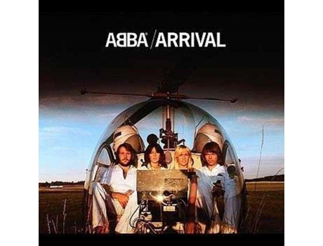 Vinil Abba: Arrival — Pop-Rock