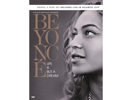 DVD Beyonce - Life is But a Dream — Pop-Rock
