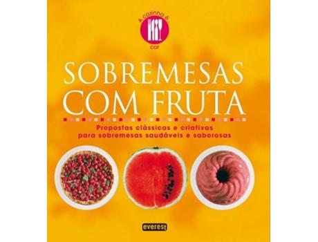 HTTPS://MBOOKS.PT/SOBREMESAS-FRUTA-COZ-PT.HTML - Sobremesas Fruta - Coz (PT)