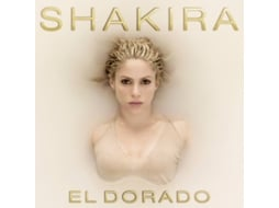 CD Shakira - El Dorado — Música do Mundo