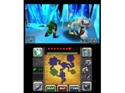 Jogo Nintendo 3DS Selects: The Legende of Zelda - Ocarina of Time 3D — Idade Mínima Recomendada: 12