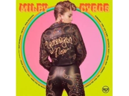 CD Miley Cyrus - Younger Now — Pop-Rock