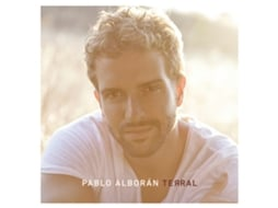 CD+DVD+Livro Pablo Alboran - Terral — Música do Mundo
