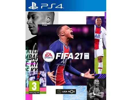 JG. PS4 FIFA 21 | [7194624 ]