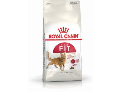 Royal Canin - Ração para Gatos ROYAL CANIN Fit 32 (10 + 2 Kg)