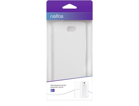 Capa TP-LINK Rubber Back — Compatibilidade: Neffos C5