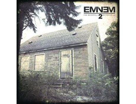 Vinil Eminem: The Marshall Mathers Lp 2 — Soul / Hip-Hop / ReB
