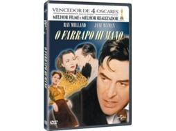 DVD O Farrapo Humano — De: Billy Wilder | Com: Ray Milland, Jane Wyman, Phillip Terry