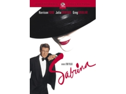 DVD Sabrina — De: Billy Wilder | Com: Humphrey Bogart,Audrey Hepburn,William Holden,Walter Hampden,John Williams