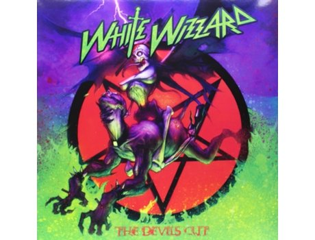 Vinil White Wizzard - The Devil S Cut .Ltd — Pop-Rock