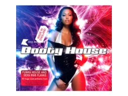 CD Kiss Presents Booty House