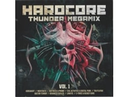 CD Hardcore Thunder Megamix Vol. 1