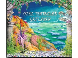 CD Ozric Tentacles - Erpland