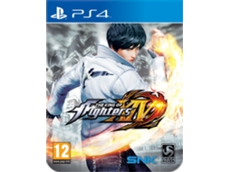 Jogo PS4 King of Fighters XIV — Luta | Idade Mínima Recomendada: 12