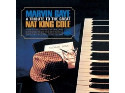Vinil Marvin Gaye - A Tribute To The Great Nat King Cole — Soul / Hip-Hop / ReB