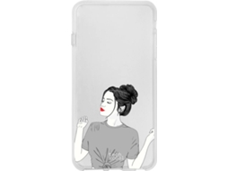 Capa LG V50 ThinQ 5G TECHCOOL F_UV507_3576 Transparente