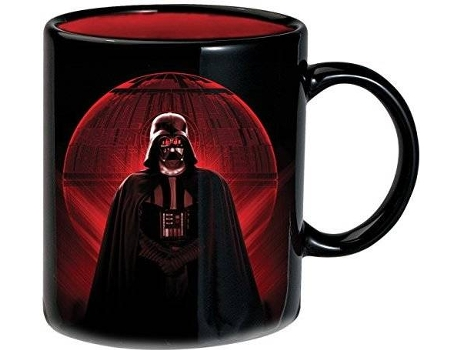 Caneca Muda de Cor STAR WARS Death Star — Star Wars