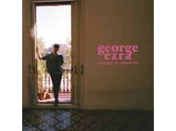 Vinil LP + CD George Ezra - Staying At Tamara's — Pop-Rock
