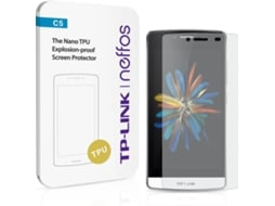 Película Simples TP-LINK Explosion Proof Neffos C5 — Compatibilidade: Neffos C5