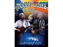 CD/DVD The Moody Blues - Days Of Future P — R&B