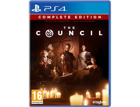 Jogo PS4 The Council
