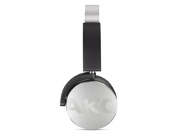 Auscultadores Bluetooth AKG Y50BTSLV (On Ear - Microfone - Prateado) — On Ear | Microfone | Atende chamadas