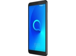 Smartphone ALCATEL 3C 16 GB Preto — Android 7.1 | 6'' | Quad-Core | 1 GB RAM | Dual SIM