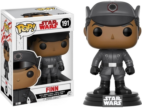 Figura Vinil FUNKO POP! Star Wars Episode 8: Finn — Star Wars